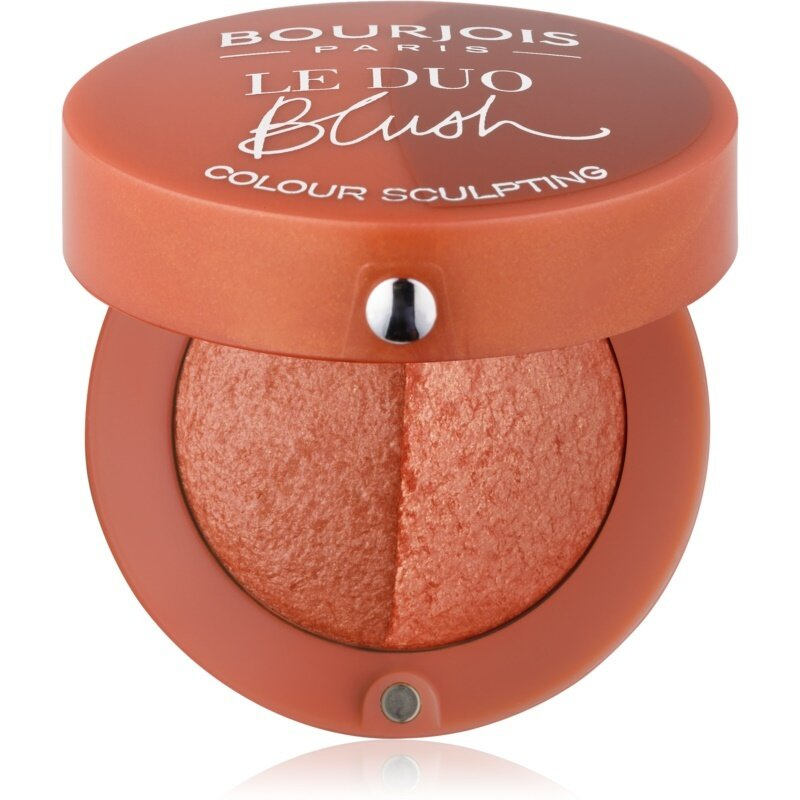 LITTLE ROUND POT DUO BLUSH SCULPT 18 IV NO 03