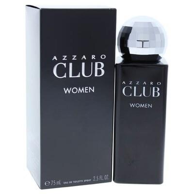 AZZARO CLUB WOMEN EDT 75 ML