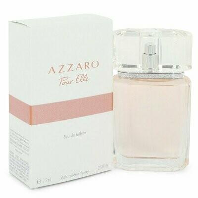 AZZARO POUR ELLE  EDT 75 ML