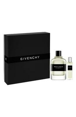 GIVENCHY GENTLEMAN EDT 100ML+ TRAVEL SPRAY 15ML SET