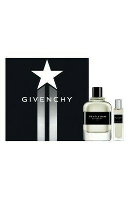 GIVENCHY GENTLEMAN EDT SET (100ML+TS 15ML)