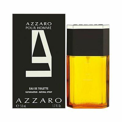 AZZARO POUR HOMME EDT 50 ML