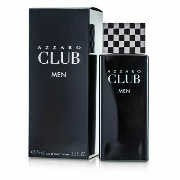 AZZARO CLUB MEN EDT 75 ML