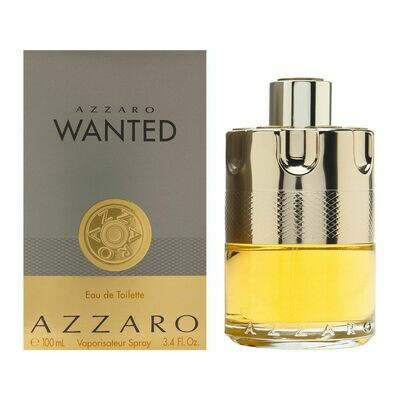 AZZARO WANTED H3 EDT 100 ML