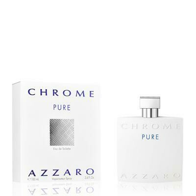 AZZARO CHROME PURE EDT 100 ML