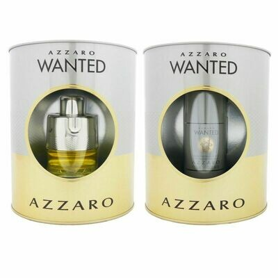 AZZARO WANTED BASIC SET 50 ML + DEO STICK