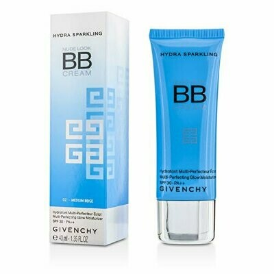 GIVENCHY-S.C HYDRA SPARKLING BB CREAM 2 MEDIUM BEIGE 40ML