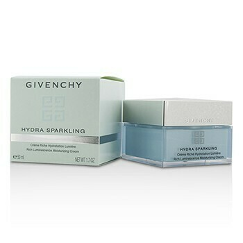 GIVENCHY HYDRA SPARKLING RICH MOISTURIZING CREAM DRY 50ML