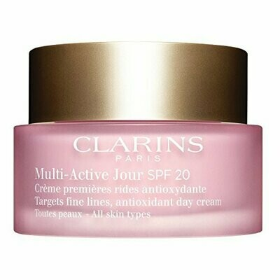 CLARINS MULTI ACTIVE DAY CREAM SPF20  50 ML