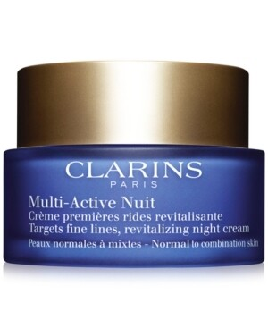 CLARINS MULTI-ACTIVE NIGHT CREAM LIGHT 50ML