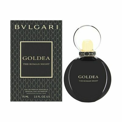 BVLGARI GOLDEA THE ROMAN NIGHT WOMEN EDP 75 ML