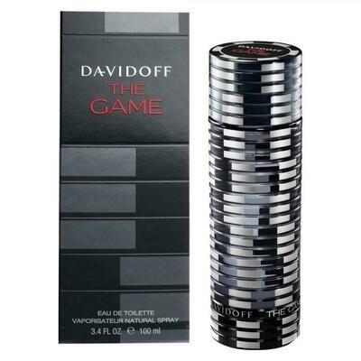 DAVIDOFF THE GAME MEN EDT 100ML
