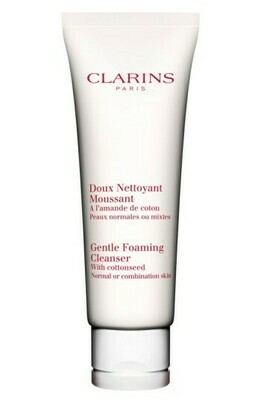 CLARINS GENTLE FOAMING CLEANSER NC 125ML