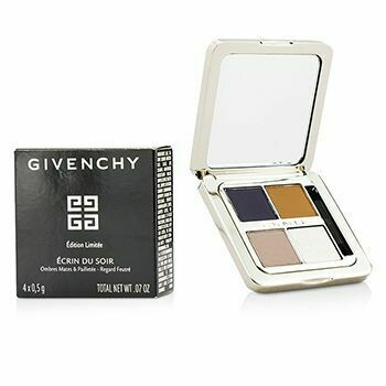GIVENCHY LE MAKEUP EYE SHADOW QUARTET NO. 84