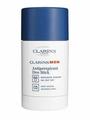 CLARINS FOR MEN ANTI PRESP-DEO STICK 75G