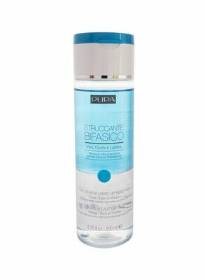 PUPA TWO PHASE MAKE-UP REMOVER 200 ML LIQUID