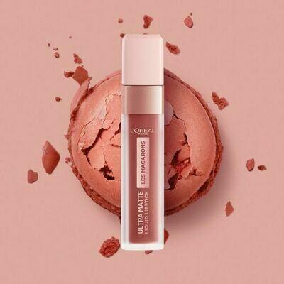RAL INFALLIBLE MACARONS Lipstick NU  822 MON CARAMEL