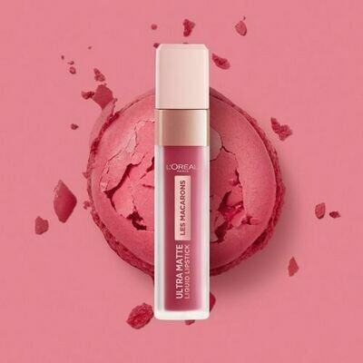 RAL INFALLIBLE MACARONS Lipstick NU  820 PRALINE DE