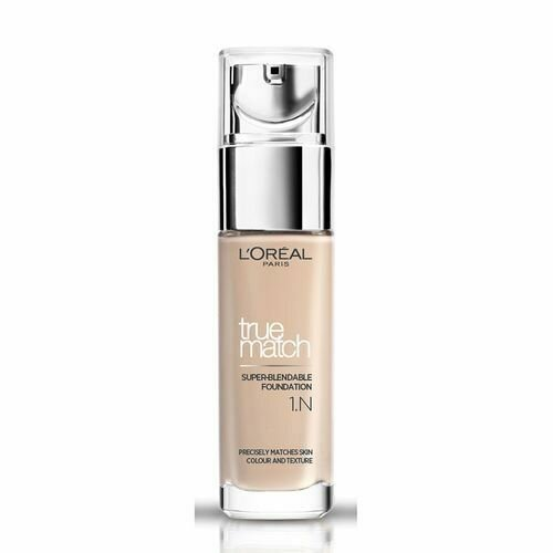 TRUE MATCH FOUNDATION GB 1N IVOIRE/IVORY