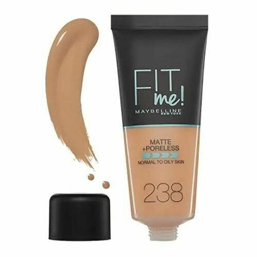 MAYBELLINE FIT ME MATTE PORELESS FOUNDATION 238