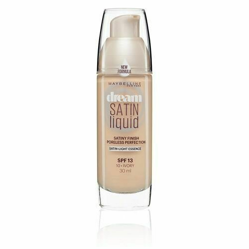 DREAM MATTE MOUSSE FOUNDATION SATIN - 010