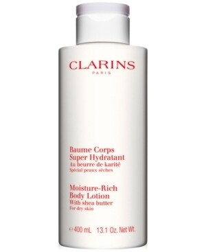 CLARINS MOISTURE RICH BODY LOTION 400 ML