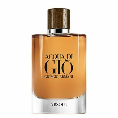 ACQUA DI GIO ABSOLU COLOGNE FOR MEN EDP  125 ML
