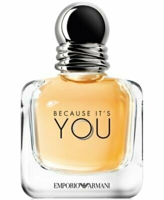 EA BECAUSE ITS YOU WOMAN EDP 50 ML