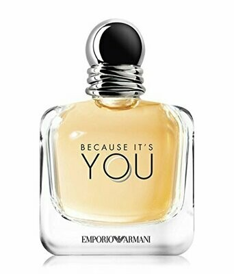 EA BECAUSE ITS YOU WOMAN EDP 100 ML