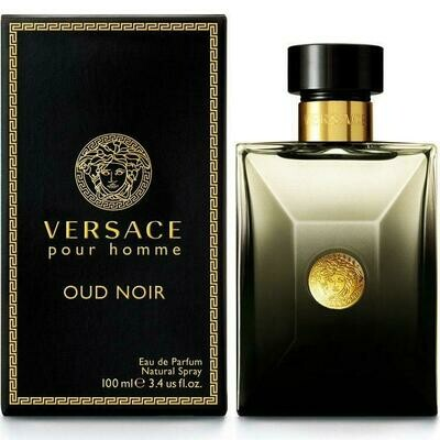 VERSACE OUD NOIR MEN EDP 100 ML