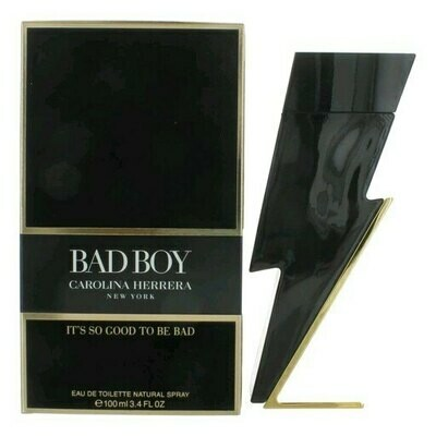CH BAD BOY FOR MEN EDT NS 100 ML