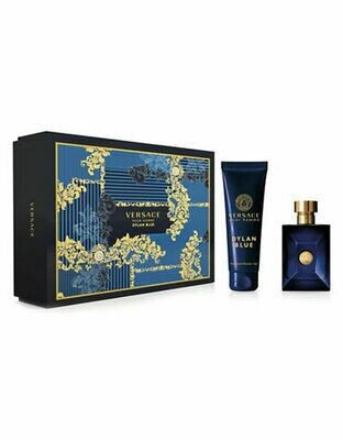 VERSACE DYLAN BLUE SET EDT 100 ML + B&S GEL 150 ML