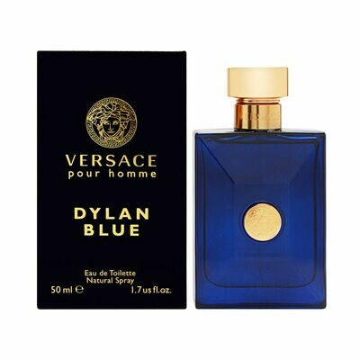 VERSACE DYLAN BLUE EDT NAT SPRAY 50 ML