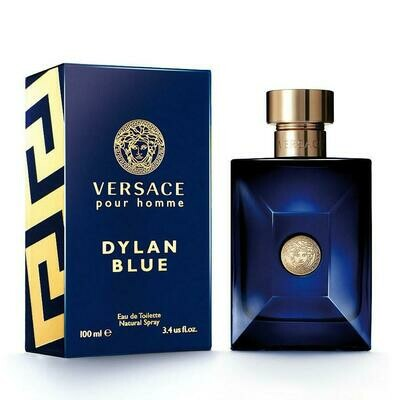 VERSACE DYLAN BLUE EDT NAT SPRAY 100 ML