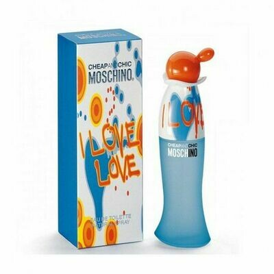 MOSCHINO I LOVE WOMAN EDT 50 ML