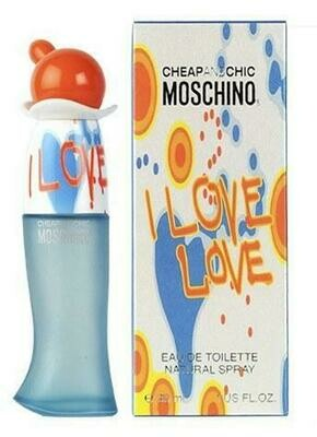 MOSCHINO I LOVE WOMAN EDT 100 ML