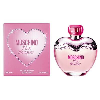 MOSCHINO PINK BOUQET WOMAN EDT 100 ML