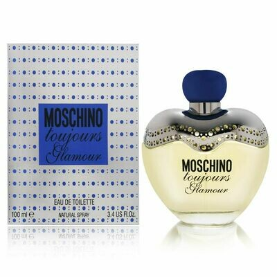 MOSCHINO TOUJOURS GLAMOUR WOMAN EDT 100 ML