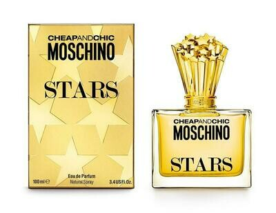 MOSCHINO STARS WOMAN EDP 100 ML