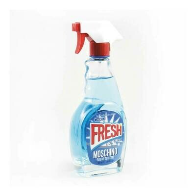 MOSCHINO FRESH COUTURE EDT NATURAL SPRAY 100 ML