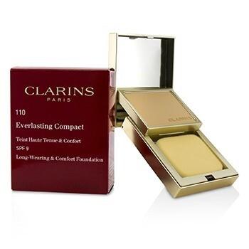 CLARINS EVERLASTING COMPACT FOUNDATION 110 SPF 9