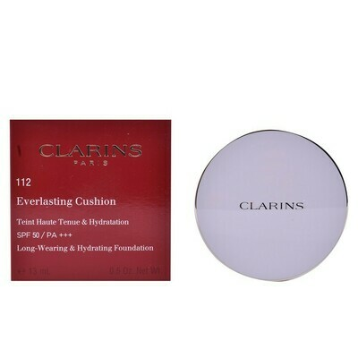 CLARINS EVERLASTING CUSHION FOUNDATION SPF 50 112