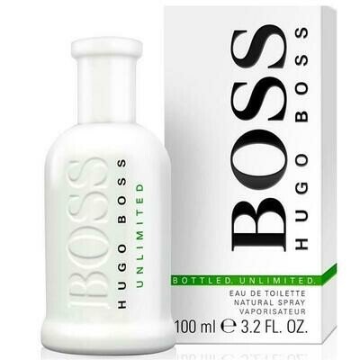 BOSS UNLIMITED FOR MAN EDT 100 ML