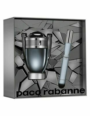 PACO RABBANE INVICTUS INTENSE FOR MAN EDT 50 ML+TS10 ML