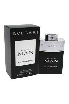 BVLGARI BLACK COLOGNE FOR MAN EDT 60 ML