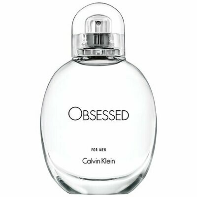 CK OBSESSED FOR MAN EDT 75 ML