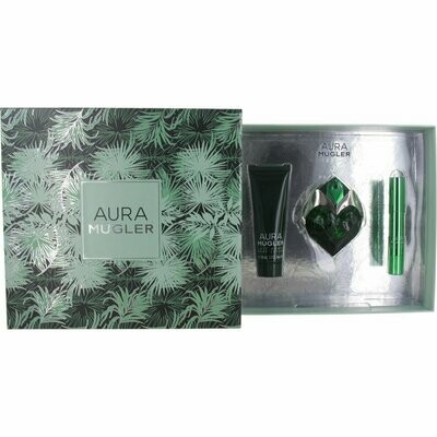 AURA MUGLER BASIC SET EDP 30 ML