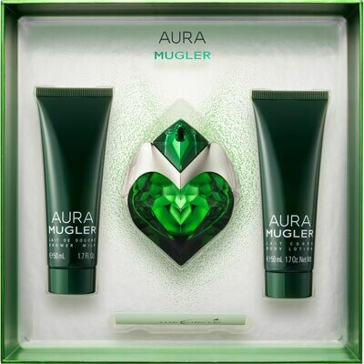 THIERRY MUGLER AURA EDP BASIC SET 30ML
