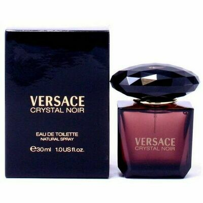 VERSACE CRYSTAL NOIR WOMEN EDT 50 ML