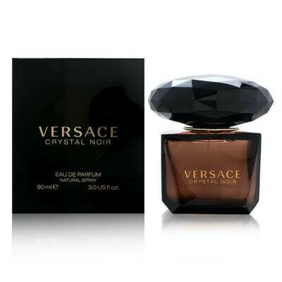 VERSACE CRYSTAL NOIR WOMEN EDP 90 ML